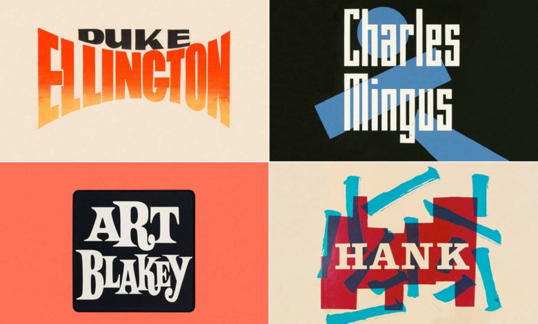 Photo of Jazz Music Lettering