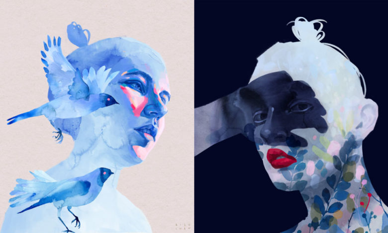 Photo of Expressive Portraits by Riso Chan